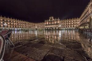Salamanca a través del cine