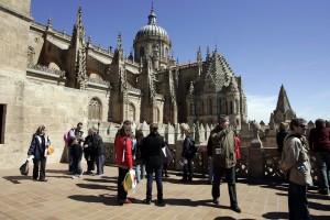 Salamanca, el lugar idóneo para este puente