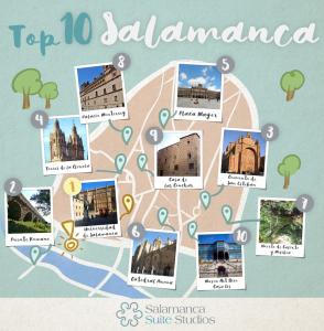 ¿Cuál es tu monumento preferido de Salamanca?