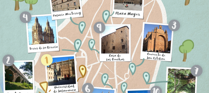 What's your Salamanca's favorite monument?