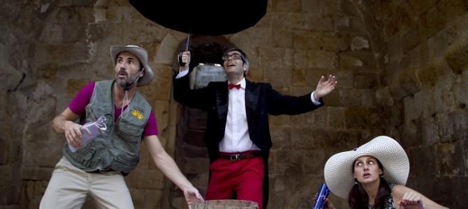 Salamanca es puro teatro