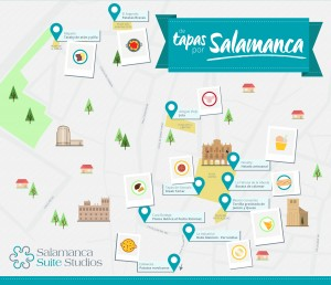 De tapas por Salamanca