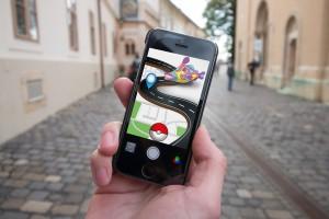 Carga la batería de tu móvil y vente a cazar Pokemons a Salamanca