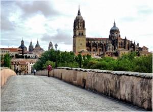 En Salamanca nos encantan los puentes