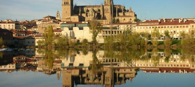 Salamanca en un fin de semana