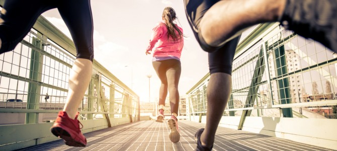 ¡Preparados, listos… ya! ¿Te animas a correr la media maratón?