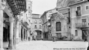 Salamanca en blanco y negro