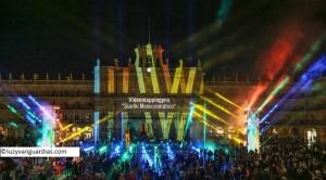 Salamanca, una ciudad llena de luz