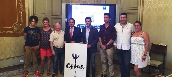 """""""Come Salamanca"""", la aplicación móvil para consultar los menús de los restaurantes"""