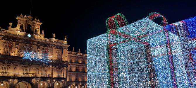 Salamanca Suite Studios os desea una Feliz Navidad