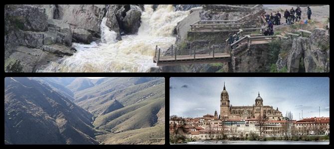 Las mejores rutas para descubrir la provincia de Salamanca
