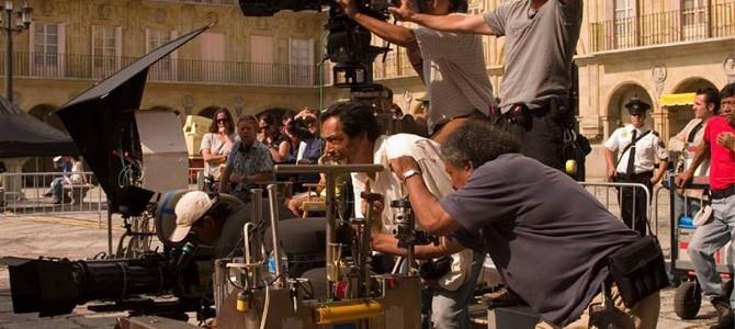 Producciones audiovisuales rodadas en Salamanca