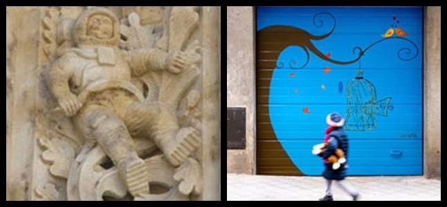 Visitar y disfrutar de Salamanca con niños