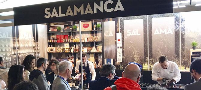 Salamanca participa en MadridFusión