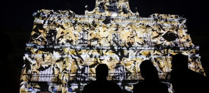 Festival de Luces y Vanguardias