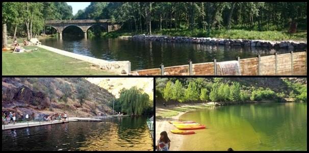 Disfruta del verano en piscinas naturales