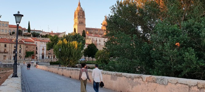 Lugares que visitar en Salamanca