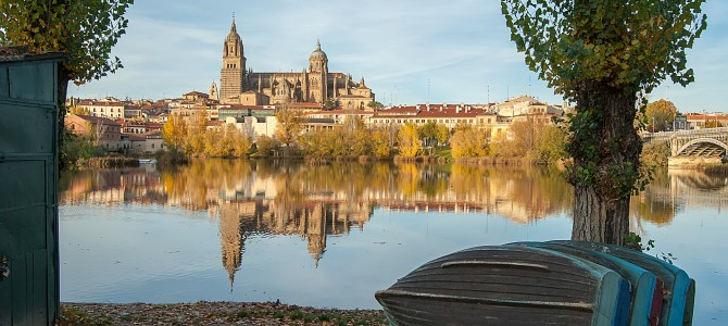 Razones por las que visitar Salamanca