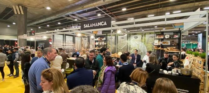 Salamanca ha vuelto a participar en Madrid Fusión